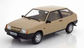 Lada  - Samara 1984 light brown - 1:18 - KK - Scale - 180211 - kkdc180211 | The Diecast Company