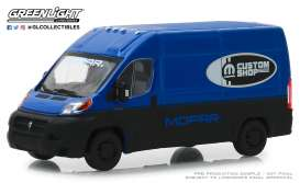 Ram  - ProMaster 2018 blue - 1:43 - GreenLight - 86155 - gl86155 | The Diecast Company