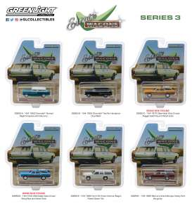 Assortment/ Mix  - various - 1:64 - GreenLight - 29950 - gl29950 | The Diecast Company