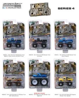 Assortment/ Mix  - various - 1:64 - GreenLight - 49040 - gl49040 | The Diecast Company