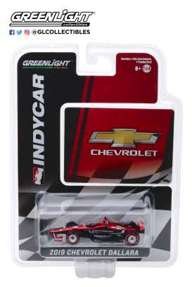 Chevrolet  - 2019 red - 1:64 - GreenLight - 10839 - gl10839 | The Diecast Company