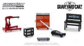 diorama Accessoires - 1:64 - GreenLight - 13174 - gl13174 | The Diecast Company