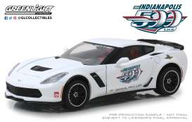 Chevrolet  - Corvette  2015  - 1:24 - GreenLight - 18252 - gl18252 | The Diecast Company