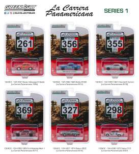 Assortment/ Mix  - various - 1:64 - GreenLight - 13240 - gl13240 | The Diecast Company