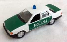"""1:87 Schuco Mini Cooper /""""POLIZEI/"""" white NEW bei PREMIUM-MODELCARS"""