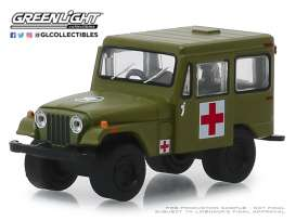 Jeep  - CJ-5 1976  - 1:64 - GreenLight - 30051 - gl30051 | The Diecast Company