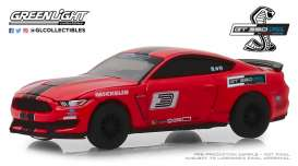 Ford  - Mustang 2016 red - 1:64 - GreenLight - 30053 - gl30053 | The Diecast Company