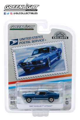 Shelby  - GT500 1967  - 1:64 - GreenLight - 30067 - gl30067 | The Diecast Company