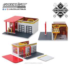 diorama Accessoires - various - 1:64 - GreenLight - 57052 - gl57052 | The Diecast Company