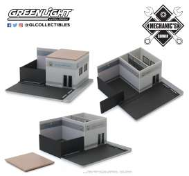 diorama Accessoires - various - 1:64 - GreenLight - 57053 - gl57053 | The Diecast Company
