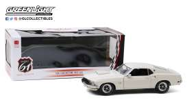Ford  - Mustang 1961  - 1:18 - Highway 61 - hwy18018 - hwy18018 | The Diecast Company