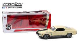 Ford  - Mustang 1970  - 1:18 - Highway 61 - hwy18019 - hwy18019 | The Diecast Company