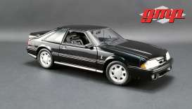 Ford  - Mustang Cobra 1993 black - 1:18 - GMP - GMP18921 - gmp18921 | The Diecast Company
