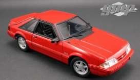 Ford  - Mustang Cobra 1993 red - 1:18 - GMP - GMP18922 - gmp18922 | The Diecast Company
