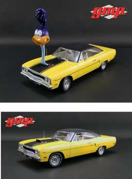 Plymouth  - Roadrunner 1970  - 1:18 - GMP - GMP18924 - gmp18924 | The Diecast Company