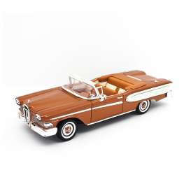 Ford  - Edsel Citation 1958 brown - 1:18 - Lucky Diecast - 92298 - ldc92298bn | The Diecast Company