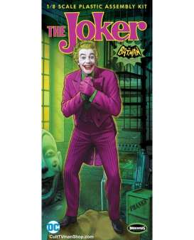 Batman  - the Joker Figure  - 1:8 - Moebius - 956 - moes956 | The Diecast Company