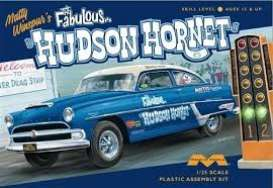 Hudson  - Hornet 1954  - 1:25 - Moebius - M1219 - moes1219 | The Diecast Company
