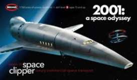 Space  - Orion III Space Clipper  - 1:160 - Moebius - M2001-2 - moes2001-2 | The Diecast Company