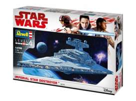 Star Wars  - Imperial Star Destroyer  - 1:2700 - Revell - Germany - 06719 - revell06719 | The Diecast Company