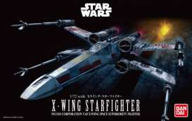 Star Wars  - X-wing Fighter  - 1:72 - Revell - Germany - 01200 - revell01200 | The Diecast Company