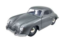 Porsche  - 356 1953 grey - 1:18 - Solido - 1802802 - soli1802802 | The Diecast Company