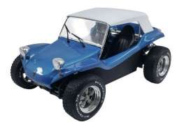 Buggy  - Manx 1968 blue - 1:18 - Solido - 1802701 - soli1802701 | The Diecast Company