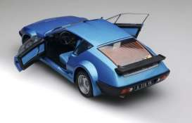 Renault  - Alpine A310 GT 1983 blue - 1:18 - Solido - 1801203 - soli1801203 | The Diecast Company