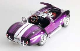 Cobra  - 427 1965 purple - 1:18 - Solido - 1850003 - soli1850003 | The Diecast Company