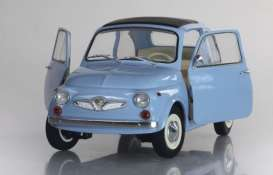 Steyr Puch  - 500 1969 blue - 1:18 - Solido - 1801405 - soli1801405 | The Diecast Company