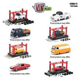 Assortment/ Mix  - various - 1:64 - M2 Machines - 37000-21 - M2-37000-21 | The Diecast Company