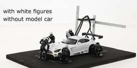 diorama Figures - white - 1:43 - IXO Models - FIG004set - ixFIG004set | The Diecast Company