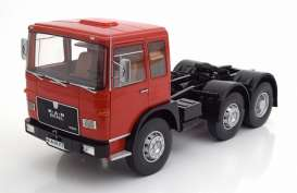 MAN  - 16304 F7 1972 red - 1:18 - Road Kings - 180053 - rk180053 | The Diecast Company