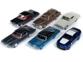 Assortment/ Mix  - various - 1:64 - Auto World - 64212A - AW64212A | The Diecast Company