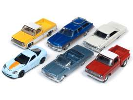 Assortment/ Mix  - various - 1:64 - Auto World - 64222A - AW64222A | The Diecast Company