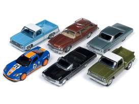 Assortment/ Mix  - various - 1:64 - Auto World - 64222B - AW64222B | The Diecast Company
