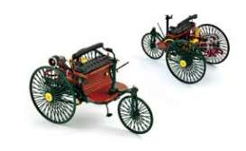 Mercedes Benz  - 1886 black - 1:18 - Norev - 183701 - nor183701 | The Diecast Company