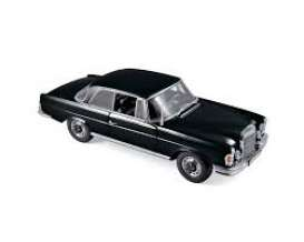 Mercedes Benz  - 230 SL 1969 black - 1:18 - Norev - 183432 - nor183432 | The Diecast Company