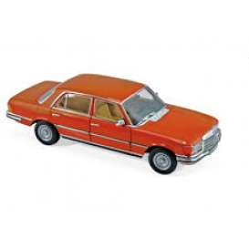 Mercedes Benz  - 450 SEL 6.9 1976 orange - 1:18 - Norev - 183459 - nor183459 | The Diecast Company