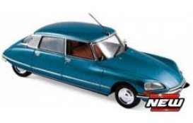 Citroen  - DS 23 Pallas 1974 blue - 1:43 - Norev - 158067 - nor158067 | The Diecast Company