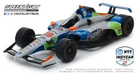 Chevrolet  - 2019 grey/green/blue - 1:18 - GreenLight - 11068 - gl11068 | The Diecast Company