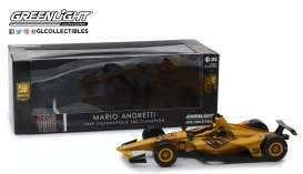 Honda  - 2019 yellow/black - 1:18 - GreenLight - 11069 - gl11069 | The Diecast Company