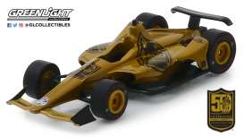 Honda  - 2019 yellow/black - 1:64 - GreenLight - 10853 - gl10853 | The Diecast Company