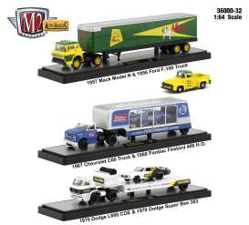 Assortment/ Mix  - Various - 1:64 - M2 Machines - 36000-31 - m2-36000-32 | The Diecast Company