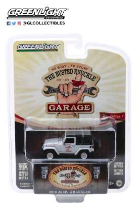 Jeep  - Wrangler 2012  - 1:64 - GreenLight - 39010E - gl39010E | The Diecast Company