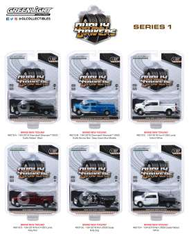 Assortment/ Mix  - various - 1:64 - GreenLight - 46010 - gl46010 | The Diecast Company
