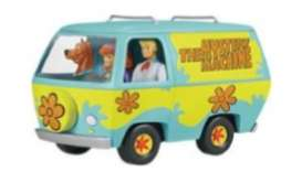 Scooby Doo Mystery Machine - green/yellow - 1:20 - Revell - US - 1994 - rmxs1994 | The Diecast Company
