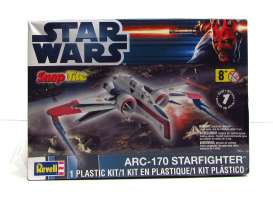 Star Wars  - ARC-170 Starfighter  - Revell - US - 1855 - rmxs1855 | The Diecast Company