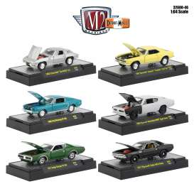 Assortment/ Mix  - various - 1:64 - M2 Machines - 32600-46 - M2-32600-46 | The Diecast Company