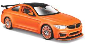 BMW  - M4 GTS orange - 1:24 - Maisto - 31246o - mai31246o | The Diecast Company